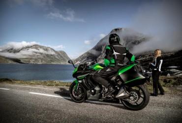 De Kawasaki Sport Tourer en Z1000SX