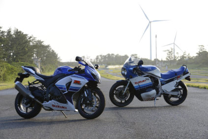 Suzuki GSX-R1000 ABS 30th Anniversary Edition