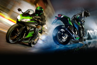 De Kawasaki Ninja 300 en Z300 nu standaard als Performance Edition