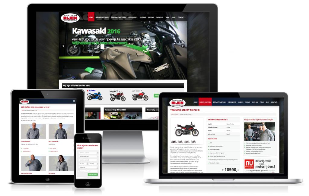 Nieuwe website MCRijen