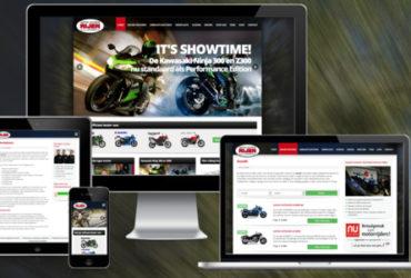 Nieuwe website en webshop!