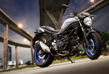Dit is de nieuwe Suzuki SV650A! Bij MC Rijen voor € 7299,00
