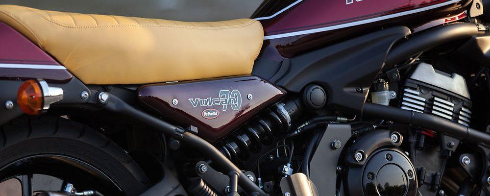 Kawasaki Vulcan 70