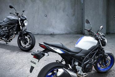 Win een weekend Suzuki SV650 voor twee!