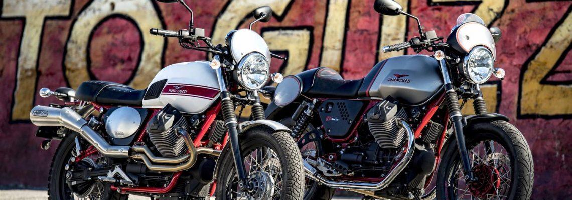 Moto Guzzi is jarig en trakteert!