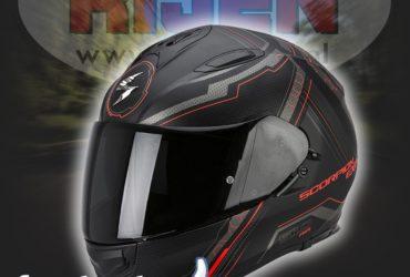 Win een Scorpion EXO-510 helm!