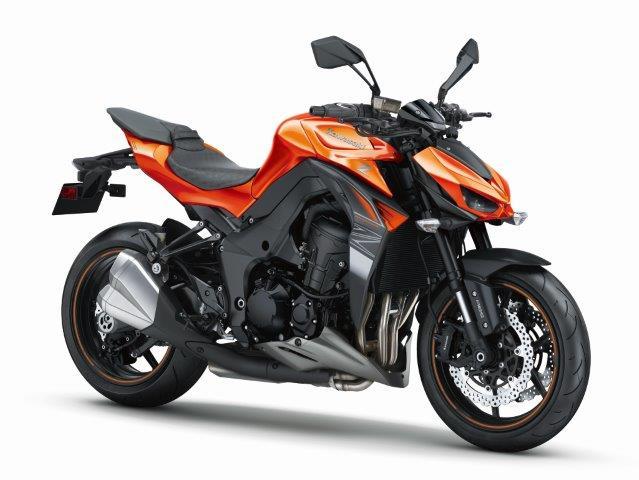 Kawasaki Z1000 Supernaked