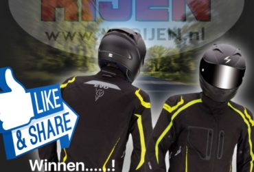 Facebook winactie: Win een Evolution Motorjack t.w.v. € 149,90