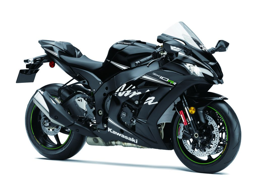 Kawasaki Ninja ZX-10RR Black