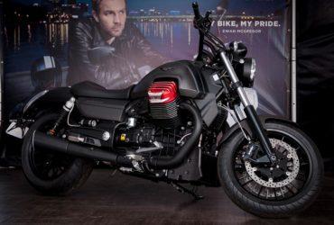 De nieuwe Moto Guzzi Audace Carbon