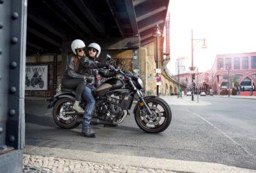 Kawasaki presenteert 2017 Vulcan S modellen