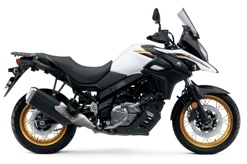SUZUKI V-STROM650 XT ABS MY21