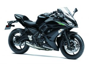 Kawasaki Ninja 650 Black