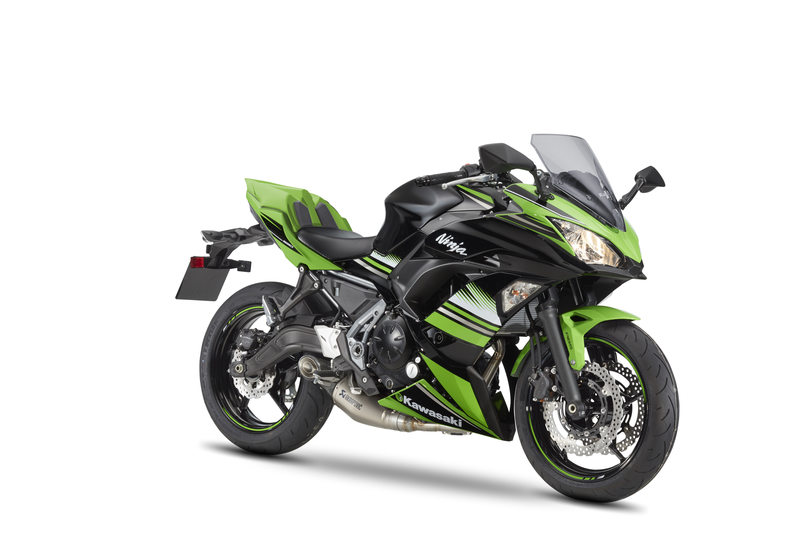 Kawasaki Ninja 650 Performance kit