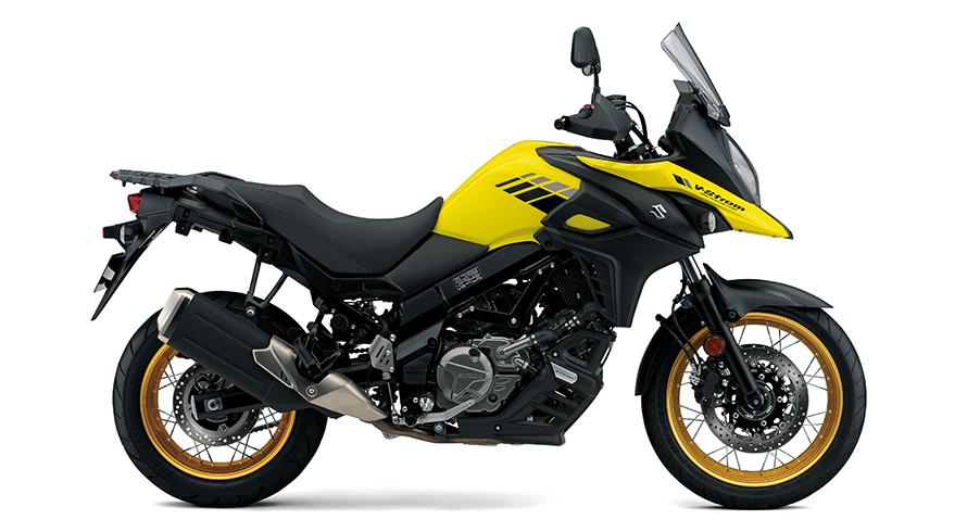 SUZUKI V-STROM650 XT ABS