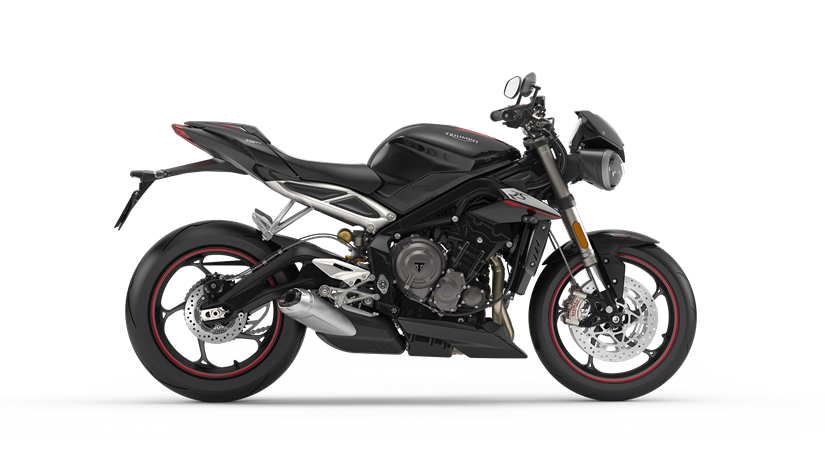 TRIUMPH STREET TRIPLE RS (AKTIE MY19)