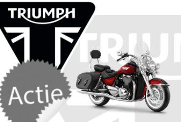 €2500,- aan gratis accessoires voor alle versie's van de Thunderbird