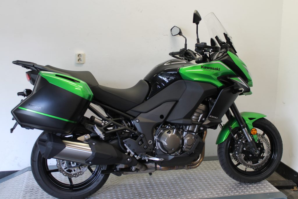 KAWASAKI VERSYS1000 Tourer ABS DEMO