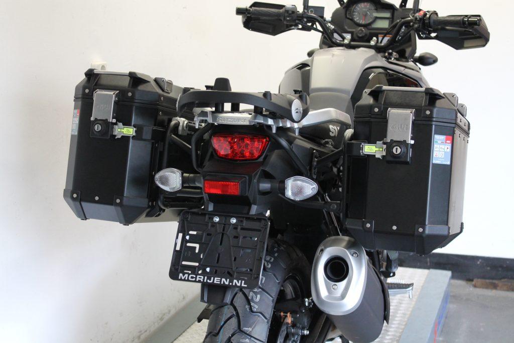 SUZUKI VSTROM1000 ABS L8 AKTIE