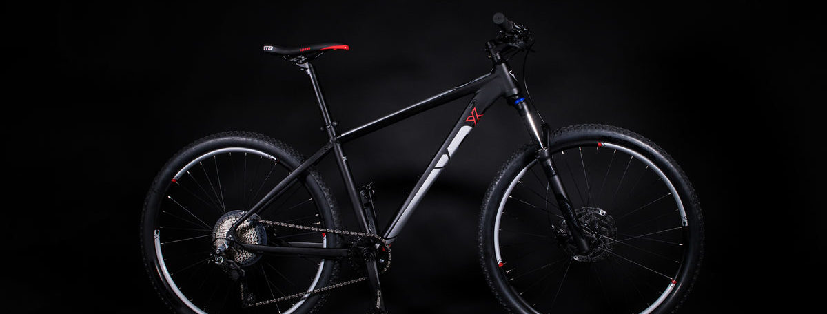 Triumph XCX Mountainbike