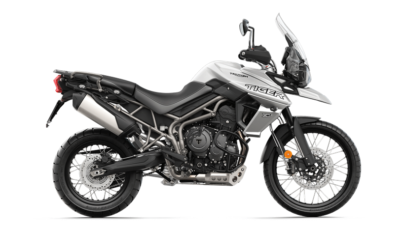 TRIUMPH TIGER 800 XCx / XCx LOW