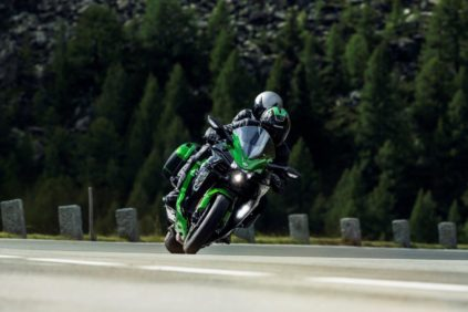Supercharged Ninja H2 SX