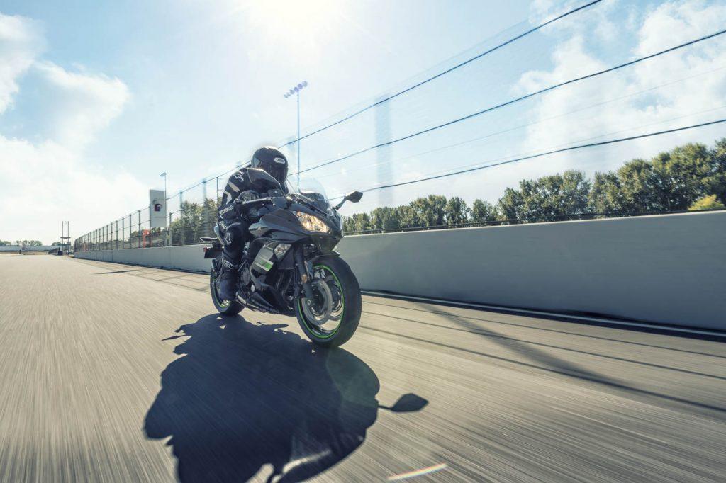 Kawasaki Ninja 650 in 2019!