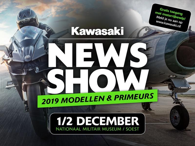 Kawasaki News Show,