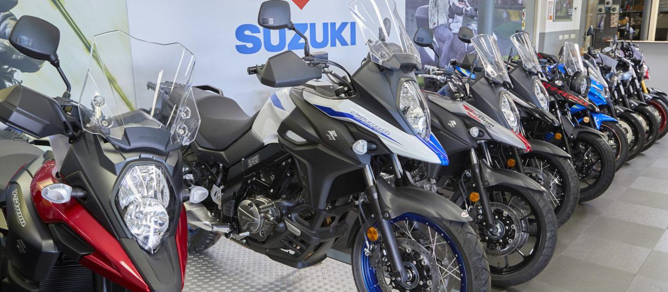 Suzuki Showroom MCrijen