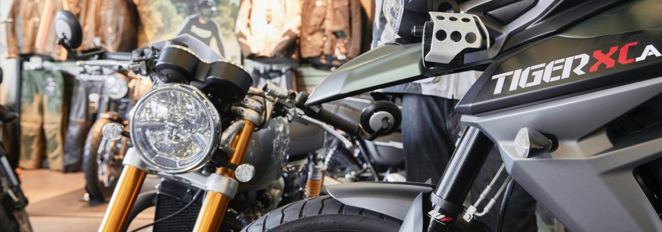 Motor Centrum Rijen - Nieuwe Motoren