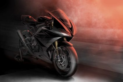 NIEUWE DAYTONA Moto2TM 765 LIMITED EDITION