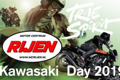 Kawasaki Days bij Mcrijen