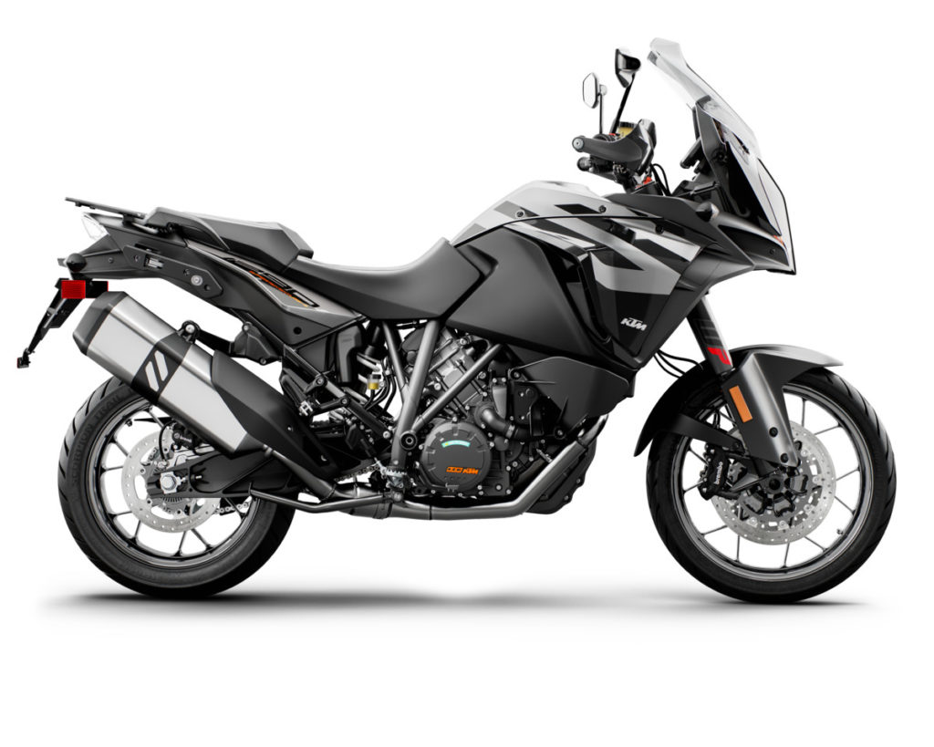 KTM 1290 SUPER ADVENTURE S (AKTIE)