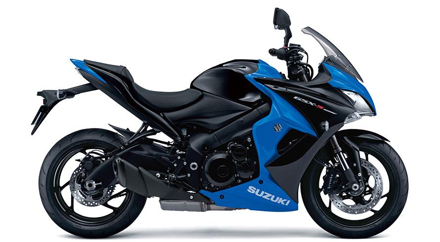 SUZUKI GSX-S1000FA