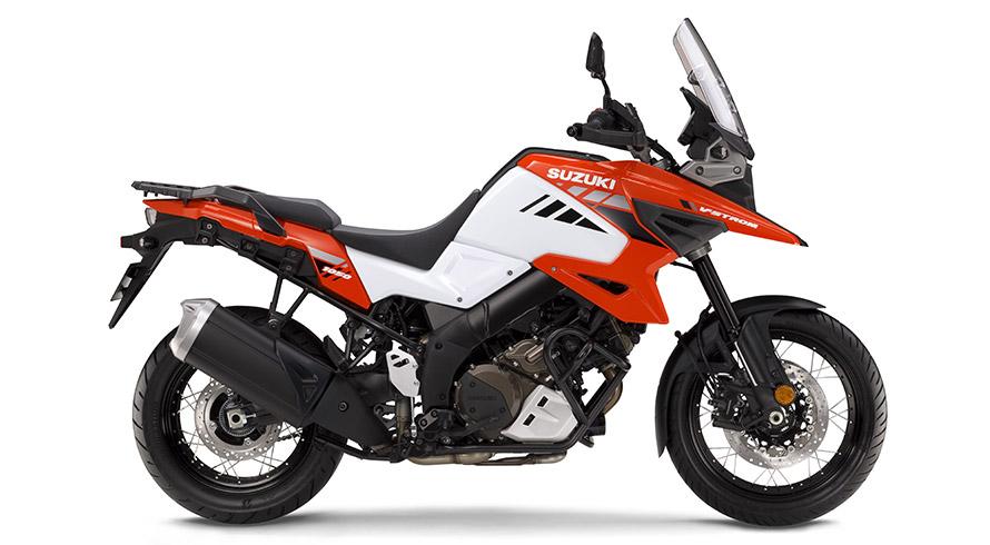 SUZUKI V-STROM1050 XT MY21