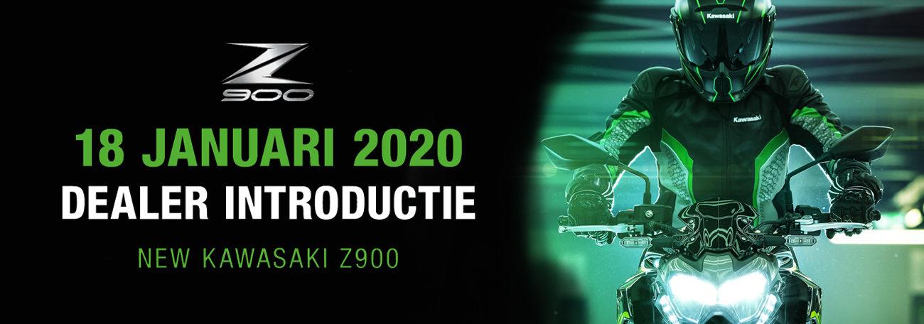 Introductie 2020 Kawasaki Z900