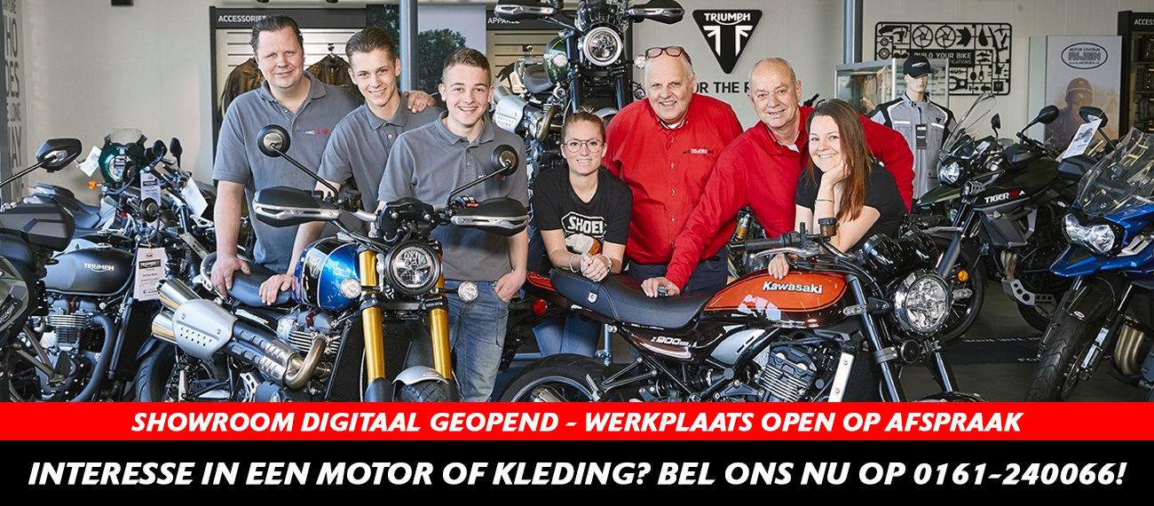 Team Motor Centrum Rijen staat voor je klaar!