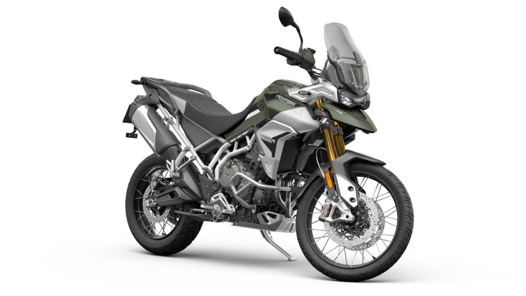 TRIUMPH TIGER900 RALLY MY21