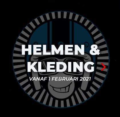 Helmen en Kleding