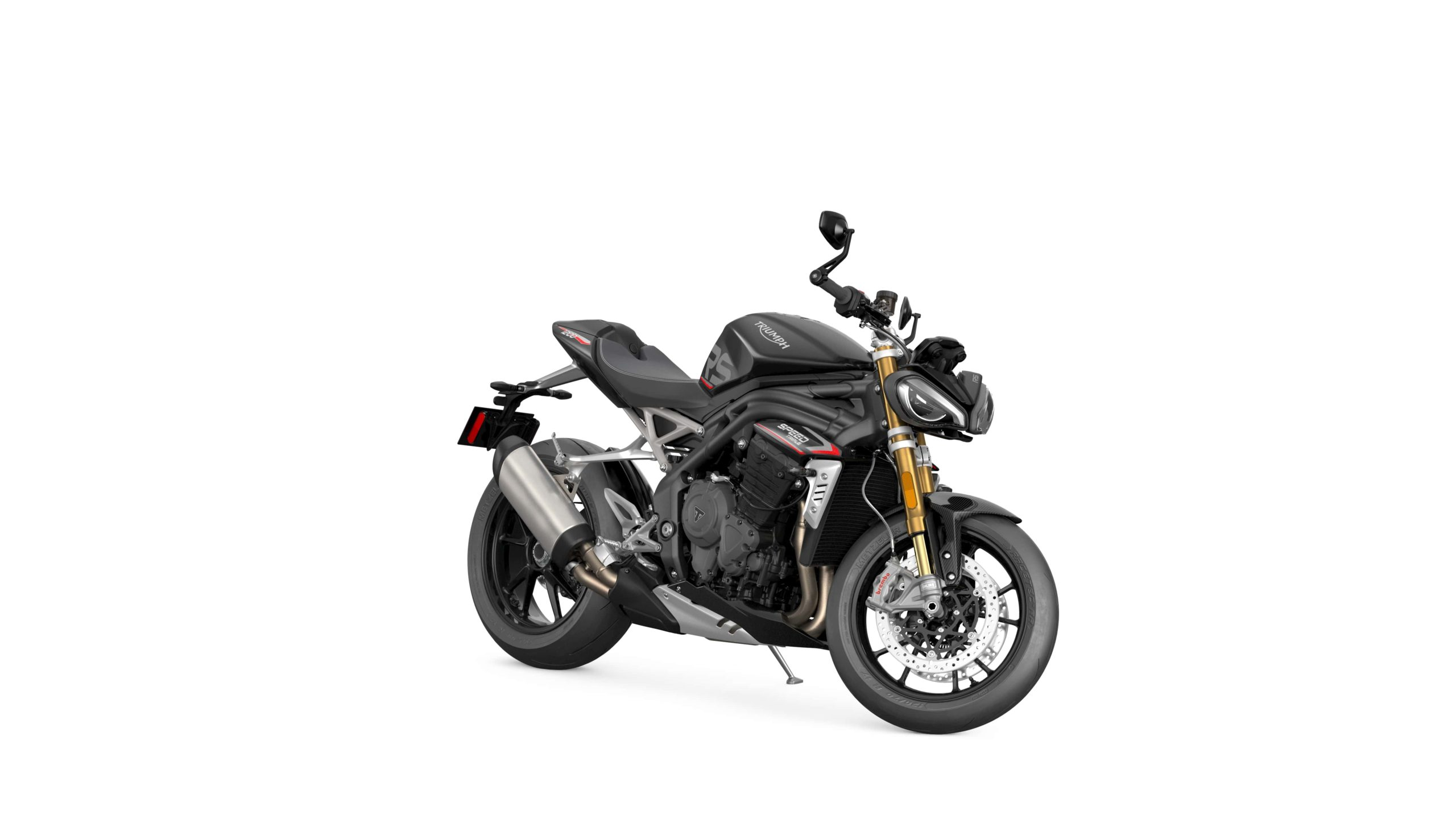 TRIUMPH SPEED TRIPLE 1200 RS MY21