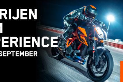 KTM Experience Days – 10 & 11 september