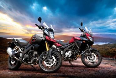 Prijs VSTROM1000 ABS is bekend en natuurlijk nog meer 2014 nieuws!