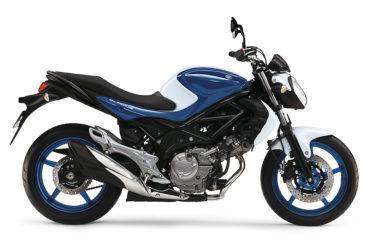 Suzuki Gladius ABS ACTIE!