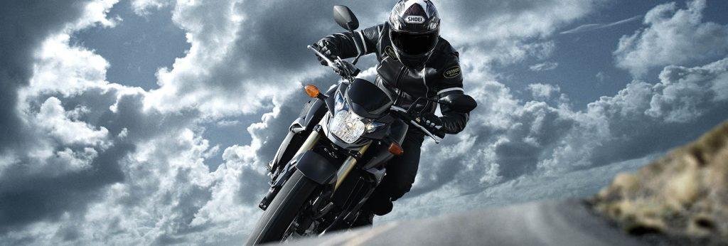 Suzuki GSR750 ABS Street Xtreme