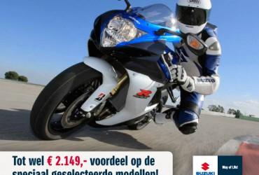 Profiteer met Suzuki Super Deals!