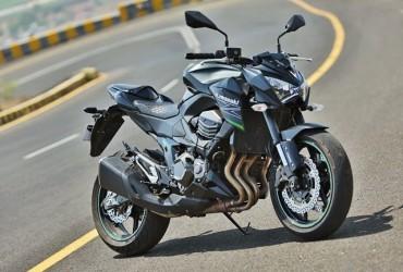 "Kawasaki Z800: ""Performance standard"""